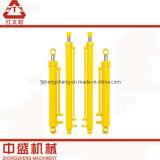 Cilindro hidráulico del movimiento largo para la maquinaria de construcción