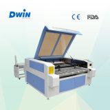 Teste della taglierina due del laser della macchina 100W del taglio del laser del CO2 (DW1410)
