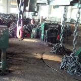 Catena d'ancoraggio di Studless della società di classificazione