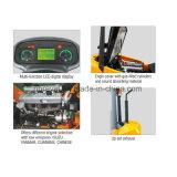 (1.5-2T) Dieselmotor-angeschaltener Gabelstapler