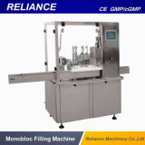 Máquina de rellenar de las gotas salinas nasales