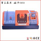 Horizontale CNC van de Verkoop van China Populaire Draaibank voor het Draaien van het Wiel van het 1000 mmAluminium (CK61125)
