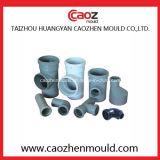 Molde injetado plástico do encaixe de tubulação do PVC da alta qualidade