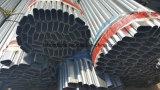 Tubo de acero galvanizado ERW y tubo de Q195t