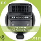 J1511 de UVMijt die van de Sterilisatie van de Lamp de Hoge Stofzuiger Met geringe geluidssterkte van de Zuiging van de Collector van het Stof van de Efficiency van de Filtratie Grote Sterke Doden