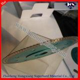 Il taglio del diamante la lama per sega per le mattonelle del mattone e di ceramica