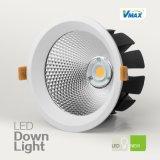 40W 고품질 사각 옥수수 속 LED Downlight 반점 빛 (V-4840S)