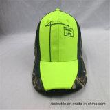 Golfe qualificado algodão escovado relativo à promoção Cap&Hat