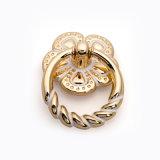 금 아연 합금 앙티크 디자인 서랍 내각 가구 기계설비 손잡이