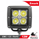Emark 16W LED Work Lamp para 4X4 Offroad y Vehicles Hml-1212