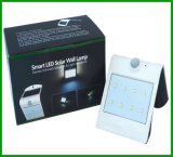 Luz Home solar do sensor novo novo da menção do projeto da patente