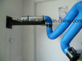 External Support Welding Fume Extraction Arm de Libra-Jyc Gas Spring com Stainless Steel Hose