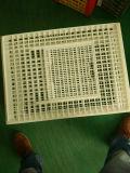 Cage se pliante de transport en plastique de poulet/caisse animale de rotation