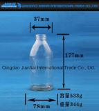 ミルクおよび飲料のための高く白いガラス製品