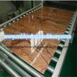하이테크 PVC 모조 대리석 장 생산 라인