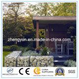 Китай гальванизировал сваренную корзину Gabion (изготовление)