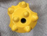38mm 7buttons sich verjüngender Bohrmeißel des Diamant-7degree