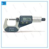 0-1 '' инструмент электронного внешнего микрометра цифров измеряя