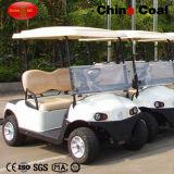 Prijs 2 van de fabriek de Elektrische Kat van het Golf Seater