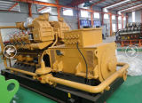 L'OIN de la CE a reconnu les déchets de bois de centrale de générateur/générateur à gaz de la biomasse 20-1000kw/paille/cosse avec le prix de fabrication de système de PCCE