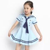 Robe de chasuble d'uniformes de jardin d'enfants d'usine d'uniforme scolaire de chasuble
