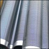 Écrans de fil de Wege de filtre de pipe de puits d'eau d'écran de Johnson d'acier inoxydable