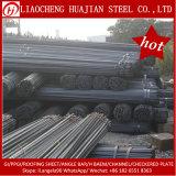el hierro HRB500 Roces del 12m deformió la barra de acero para la construcción