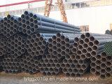 Tubi d'acciaio saldati il nero