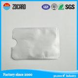 카드 프로텍터를 막는 새로운 플라스틱 카드 홀더 RFID와 NFC