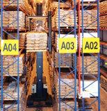 Шкаф паллета утвержденного стального хранения Ce сверхмощный