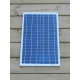 панель солнечных батарей 12V 20W Poly для осветительной установки Solar