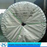 Correia transportadora de borracha da carcaça Nn150 de nylon
