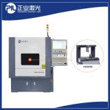 machine de découpage de laser de fibre de la précision 3D pour la fente d'antenne de téléphone mobile
