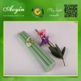 Цветастая свечка с хорошим запахом и хорошим качеством