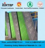Membrane de imperméabilisation de bitume auto-adhésif de HDPE pour le souterrain