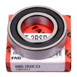 Miniature Timken6005-2RS Deep Groove Ball Bearing