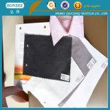 Collare 100% della camicia di cotone Interlinig stampato allineando tessuto