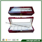 Super Quality Luxury OEM Cover Wood Watch Box