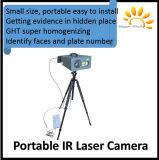 Câmera Handheld portátil do laser do tripé do IR do varredor