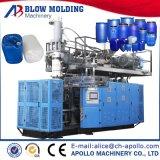 Máquina plástica del moldeo por insuflación de aire comprimido del asiento