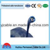 Câble de cuivre du conducteur UTP/FTP CAT6 des catégories 23AWG de câble Ethernet