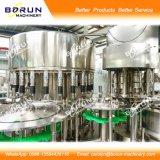 非炭酸水びん詰めにする生産ライン