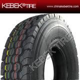 BV inspeccionado radiales para camiones Neumáticos 295 / 75R22.5 con calidad estupenda