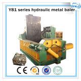 Do metal hidráulico de cobre do compressor da sucata prensa ferrosa da sucata