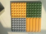 Funktion PVC/TPU Wholesale Tastfliesen des blinde Spur-Keramikziegels