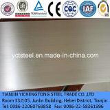 piatto dell'acciaio inossidabile di 4 ' x8 con gli hl della superficie