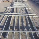 Стеклоткань ограждая усовик Guardail оценивает загородку сада стеклоткани загородки безопасности стеклоткани поручня лестницы стеклоткани поручня стеклоткани поручня