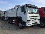 Sinotruk HOWOのダンプカートラックの熱い販売
