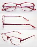 Het In het groot Metaal van uitstekende kwaliteit Optische Glasses Frame B. 1097 van de Acetaat van de Voorraad