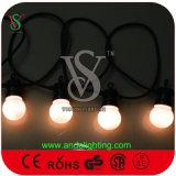 Het aansluitbare Rubber LEIDENE van de Kabel Licht van de Riem voor de Decoratie van de Vakantie